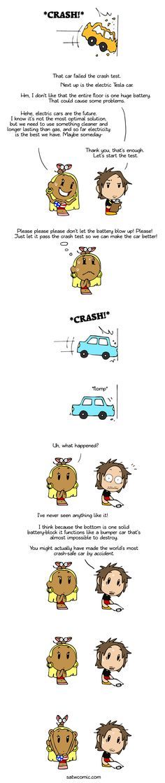 SatW - Lucky Accident