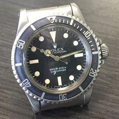 1979 Rolex 5513. #vrf #vintagerolex #vintagewatch #etsy #rolex #rolexero #watchfam #watchporn #rolexpassion #rolexsubmariner #submariner #mensfashion