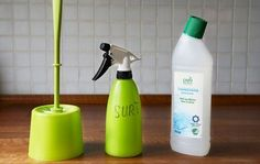 Læs mere her Spray Bottle, Water Bottle, Cleaning Supplies, Toilet, Tips, Copenhagen, Clever, Ideas, Decor