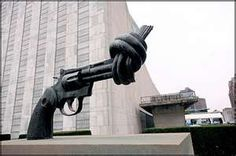 Peace Symbol at United Nations