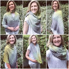 Seaside Sparrow is a versatile wrap that can be worn in endless ways: drape it over your shoulders, button it in a loop, sport it as a triangular cowl, or wear it as a poncho Knitting Designs, Knitting Patterns, Seaside, Cowl, Knit Crochet, How To Wear, Jackets, Sport, Free Time