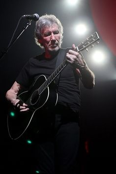 Roger Waters Perfect Sense Parts I and II Dreamy and gospel and fitting.