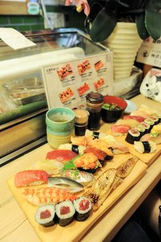 Best sushi experience was in Japan, no surprise.   Five Reasons to Visit Tokyo Tsukiji Market