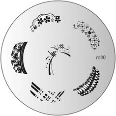 Konad m80 plate
