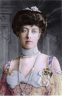 Princess Victoria of the United Kingdom, 1905