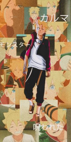 Sarada E Boruto, Naruto Shippudden, Naruto Fan Art, Naruto Cute, Naruto Shippuden Sasuke, Wallpaper Animes, Cute Anime Wallpaper, Naruto Wallpaper, Cartoon Wallpaper