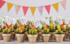 DIY Cactus Tealight Favors - iCustomLabel Blog