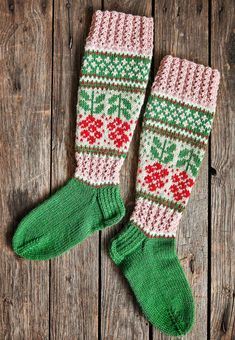 Our goal is to keep old friends, ex-classmates, neighbors and colleagues in touch. Wool Socks, Knitting Socks, Stitch 2, Cross Stitch, Patterned Socks, Designer Socks, Knee High Socks, Pattern Fashion, Mittens
