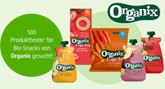 Organix Snack Produkte Snacks, Drinks, Food, Meal, Foods, Products, Drinking, Drink, Meals