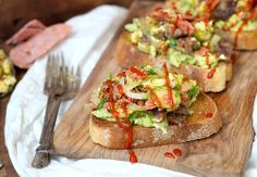 Looking for a healthy and delicious breakfast hash recipe? Try this amazing brussel sprout, egg & avocado breakfast toasts! Breakfast Toast, Breakfast Time, Avocado Breakfast, Avocado Toast, Kettle Cooked Chips, Food Should Taste Good, Hash Recipe, Brunch Recipes, Breakfast Recipes