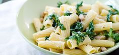 Lemon and Arugula Pasta Recipe