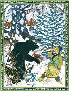 'Folktales of the Amur: Stories from the Russian Far East' by Dmitriĭ Nagishkin, illustrated by Gennadiĭ Pavlishin