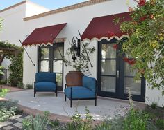 Mediterranean Patio Small Covered Patio Design, Pictures, Remodel, Decor and Ideas - page 2