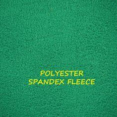 Forest Green Stretch Fleece, Wide Fashion or Craft Fabric, Heavy Weight, Polyester Spandex, half yard, B23 by DartingDogFabric on Etsy
