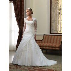 imagenes de vestidos de novia 2014 estilo princesa con cola larga - Buscar con Google