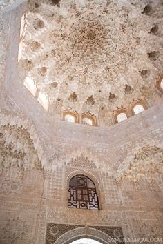 One Perfect Day in Granada Spain Andalusia by - Architecture Islamic Architecture, Beautiful Architecture, Architecture Design, Spain Travel, Travel Usa, Croatia Travel, Mexico Travel, Hawaii Travel, Italy Travel