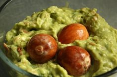 press an avocado pit into your guacamole to keep it green