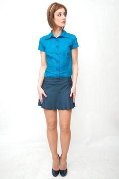 Camisa | Shirt South Beach - Dresses2Kill Retro Clothing Made in Spain