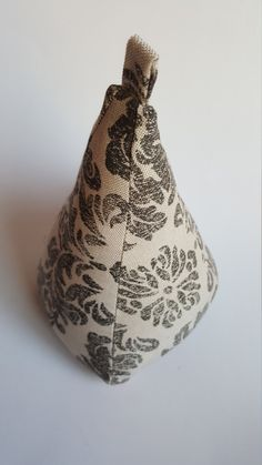 Excited to share the latest addition to my #etsy shop: Beige and Black Floral, Fabric Doorstop, Easy to Wash, Door Stopper https://etsy.me/2KluYON #housewares #homedecor #doorstop #beige #light #tan #black #sturdy #quality