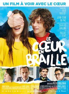 Le Coeur en braille, film touchant sur la pré adolescence, adolescence
