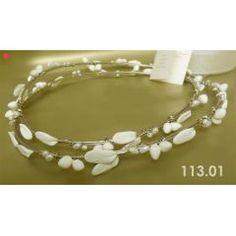 Στέφανα Vintage | 123-mpomponieres.gr Pearl Necklace, Pearls, Vintage, Bracelets, Jewelry, Fashion, String Of Pearls, Moda, Jewlery