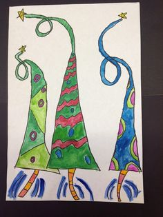 christmas art for 5th graders   1000 images about art