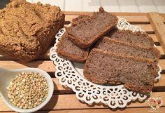 Sin levadura y con grano entero, un pan fácil y saludable Pan Sin Gluten, Cocina Natural, Banana Bread, Healthy Eating, Pizza, Gluten Free, Baking, Desserts, Recipes