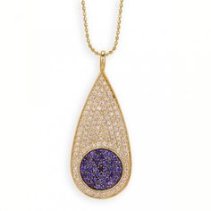 Amethyst necklace sydney