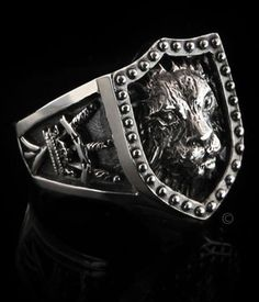 Game of Thrones wedding: Lannister ring