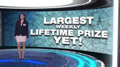 Danielle Lam PCH PrizePatrol Elite Team Member has a message for PCHFans ----- Last Chance To Enter $10,000 A Week For Life With PCH! If you haven't gotten those entries in yet ....Get'em in Now (Smiles) Best of PCH #Luck to all!