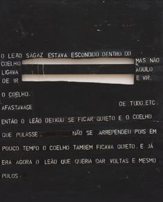 Princípio de caudalidade III, 1991 - 1992 by Álvaro Lapa