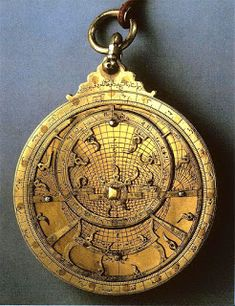 ASTROLOGIE PERSE: Astrolabe Persan