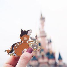 Bambi Pin   Disney Pins   Disney Outfit   Disney Style