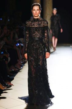 Elie Saab Fall Winter Couture 2012 Paris
