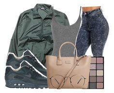 """""""Untitled #165"""" by trillqueen34 ❤ liked on Polyvore featuring Ralph Lauren, WearAll, NIKE and MANGO"""