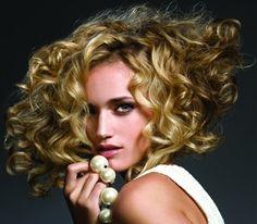 medium length hair styles for curly hair