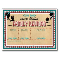 Get A Jump Start On Planning Your Next Family Reunion  The Great