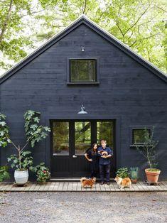 Una preciosa casa de campo destinada a dos urbanitas convencidos.