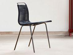 Carl Hansen & Søn PK1 Dining Chair by Poul Kjærholm - Chaplins