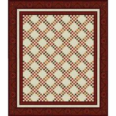 Quilt Inspiration: Free pattern day: St. Patrick's Day