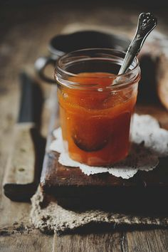 all-fruit apricot jam from Celine Steen's photostream