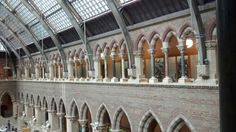 Interior of Natural History Museum