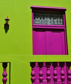 Bo Kaap . Cape Town South Africa