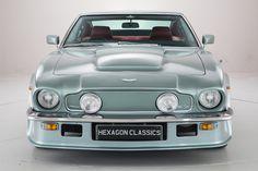 1984 Aston Martin V8 Vantage Coupé Aston Martin V8, Cutaway