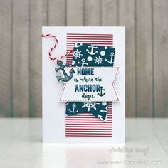 Sail Away set by Sweet Stamp Shop, Available in Australia from www.dawnlewis.com.au