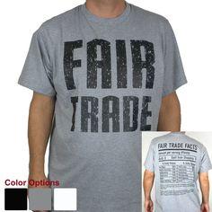 Unisex Fair Trade Tee Shirt Large Fair Trade - Freeset