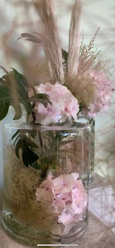 Floral Arrangements, Glass Vase, Creations, Home Decor, Flowers, Decoration Home, Room Decor, Interior Design, Home Interiors