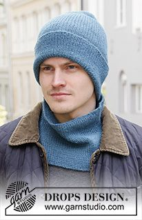Accessories - Free knitting patterns and crochet patterns by DROPS Design Beanie Knitting Patterns Free, Crochet Patterns Amigurumi, Crochet Blanket Patterns, Knit Patterns, Free Knitting, Drops Design, Hipster Hat, Magazine Drops, Sport Weight Yarn