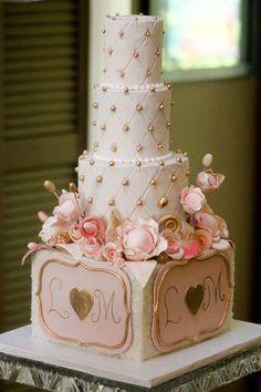 Featured Wedding Cake: Joshua John Russell