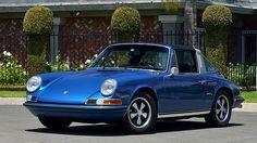 ◆1969 Porsche 911T Targa◆